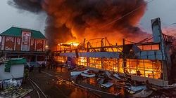 Những bí mật vụ chợ Việt tại Nga bị đốt