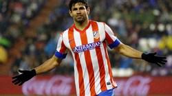 Diego Costa được đề cử cho danh hiệu Tiền đạo xuất sắc nhất La Liga