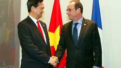 Thủ tướng Nguyễn Tấn Dũng tiếp xúc song phương bên lề ASEM 10: Đề nghị sớm phê chuẩn các hiệp định quan trọng với Việt Nam