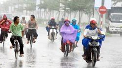 Đêm nay, Đông Bắc Bộ có mưa rải rác
