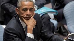 Tổng thống Obama không thể thanh toán tiền ăn trưa bằng thẻ tín dụng