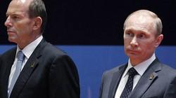Hội nghị thượng đỉnh G20 tại Brisbane: Liệu ông Tony Abbott có địch nổi ông Vladimir Putin?