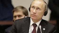 Tổng thống Nga Putin: Nga sẽ không bán chịu khí đốt cho Ukraine
