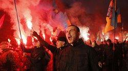Ukraine bước tới gần quốc gia phát xít?