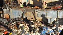 Tìm thấy thi thể nạn nhân vụ nổ rung chuyển một góc Sài Gòn