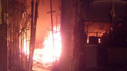 Hậu vụ cháy cạnh tòa Keangnam: Nhiều hộ kinh doanh trắng tay