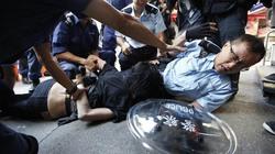 Hong Kong: Xung đột tái diễn, căng thẳng leo thang ở khu vực Mong Kok