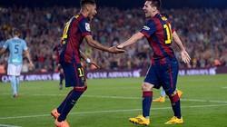 """Barca đại thắng, Juventus bị """"cưa điểm"""""""