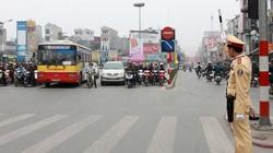 Hà Nội cấm đường phục vụ họp Quốc hội