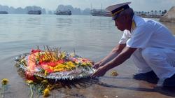 Tưởng niệm các liệt sĩ Đoàn tàu Không Số