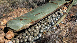 """Liên Hợp Quốc """"điên đầu"""" vì cáo buộc Kiev dùng bom chùm tấn công Đông Ukraine"""