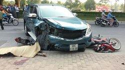 """Tài xế lái Mazda gây tai nạn trên đường Phạm Hùng khai """"đầu óc không tỉnh táo"""""""