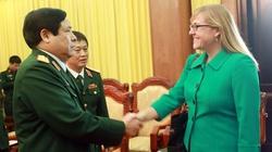 Đối thoại Chính sách Quốc phòng Việt Nam-Hoa Kỳ năm 2014