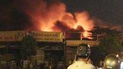 2 vụ cháy lớn ở Hà Nội gây thiệt hại hơn 130 tỷ đồng