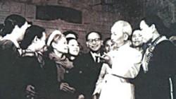 Bộ sách Hồ Chí Minh với văn nghệ sĩ