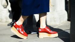 """Giày """"cục gạch"""" - xu hướng """"lên ngôi"""" mùa Thu Đông 2014"""