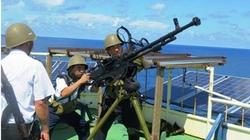 """Những """"lực sĩ"""" ở vùng biển Tây Nam"""