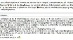 """Những lần bẽ bàng của gái Việt khi """"kiếm"""" chồng Tây"""
