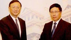 Ủy viên Quốc vụ Trung Quốc sẽ thăm Việt Nam tuần tới