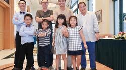 Thử tài nuôi dạy con của 4 ông bố nổi tiếng