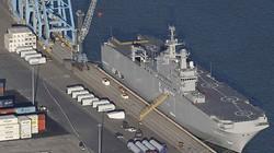 """Nga có thể tự đóng tàu sân bay lớp """"Mistral"""""""