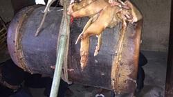 Mục kích lễ cúng ma khô của người Mông ở Hà Giang