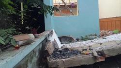 Hải Phòng: Sập mái văng nhà, 2 người chết tại chỗ