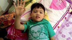 HY HỮU: Bé 4 tuổi khỏe mạnh sau cú rơi từ tầng 10 ở TP.HCM