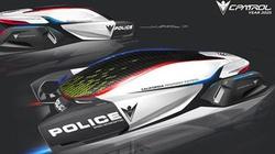 Xe cảnh sát viễn tưởng ePatrol