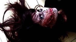 """Sợ """"té ghế"""" trước những màn hóa trang Halloween của sinh viên Điện lực"""