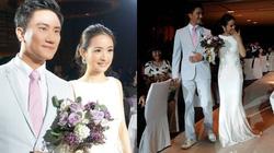 Mãn nhãn lễ đính hôn toàn nghệ sĩ nổi tiếng của mỹ nữ Lâm Y Thần
