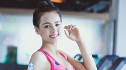 Loạt ảnh duyên dáng và sexy của tân Hoa khôi ĐH Luật Hà Nội