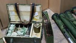 An ninh Ukraine bắt 3 tay súng mang 5.000 viên đạn cực mạnh