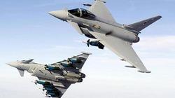 """Không quân Anh tung """"Cuồng phong"""" chặn máy bay ném bom Nga"""
