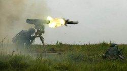 Tên lửa quân ly khai tung sóng xung kích phá hủy xe bọc thép Ukraine