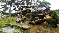 """Vụ ô tô UAZ lao xuống vực sâu ở Lâm Đồng: 4 nông dân mất mạng vì xe """"ngoài luồng"""""""