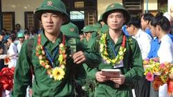 Đề xuất về thực hiện nghĩa vụ quân sự: Chỉ tạm hoãn với học sinh, sinh viên đại học chính quy
