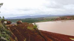 Lào Cai: Vỡ hồ chứa nước thải Nhà máy tuyển quặng Apatít