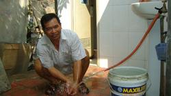 Ô nhiễm nguồn nước vì làng nghề
