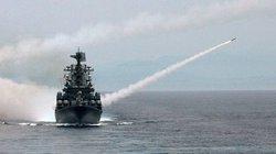 Cận cảnh sức mạnh của tàu chiến Nga vừa đến Biển Đông tập trận