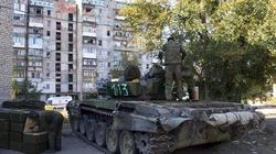 OSCE nói có đoàn xe tăng Nga vào Ukraine, Moscow kiên quyết bảo không