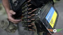 Clip Vệ binh Ukraine nạp đạn, nã pháo nổ liên hoàn