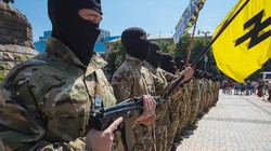 Các tiểu đoàn vũ trang trở về từ Đông Ukraine reo rắc tội ác tại Kiev