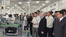 Samsung chi tới 3 tỷ USD mở nhà máy mới ở Việt Nam