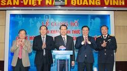 Phó Thủ tướng Vũ Văn Ninh nhấn nút kết nối Cơ chế Một cửa quốc gia