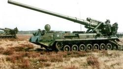 Ukraine điều pháo tự hành bắn đạn hạt nhân tới miền Đông