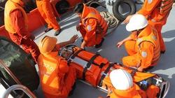 Cứu nạn thuyền viên đau bụng dữ dội trên tàu quốc tịch Panama