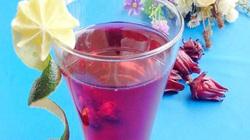 Cách ngâm hoa atiso đỏ làm nước uống