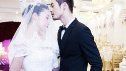 Linh Nga bất ngờ tung ảnh mặc váy cưới