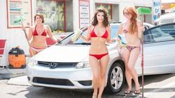 Cha mở tiệm rửa xe bikini giúp con chữa bệnh tự kỷ